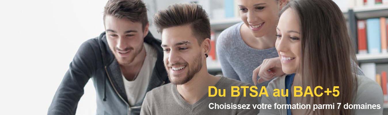 Castelnaudary BTS Toulouse